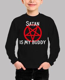 Satan is my buddy - Humour