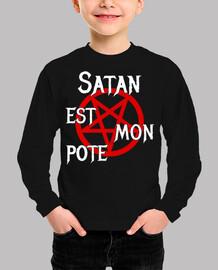 Satanás es mi amigo - humor