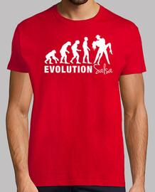 sauce évolution