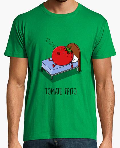 Tee-shirt sauce tomate