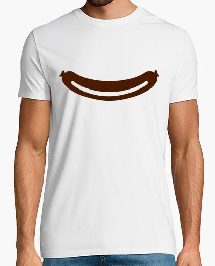 Tee-shirt saucisse