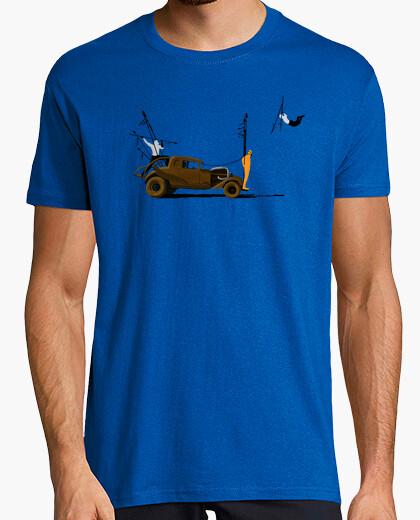 Tee-shirt saut max fou