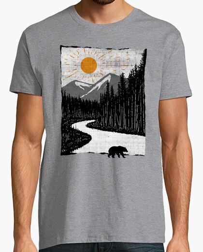 Tee-shirt Sauvage