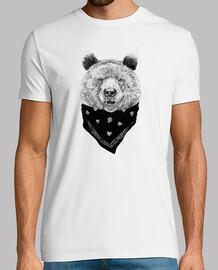 sauvage bear