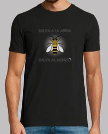 sauver l'abeille mâle