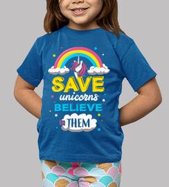 sauver les licornes