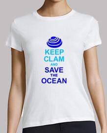 sauver les océans, bébé ...