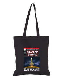 Savage sword bag bolsa de tela