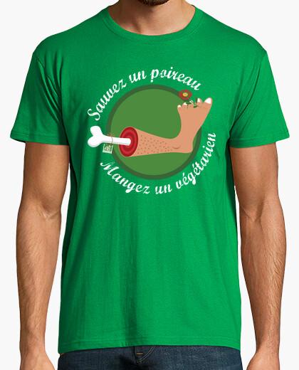 Save a leek t-shirt