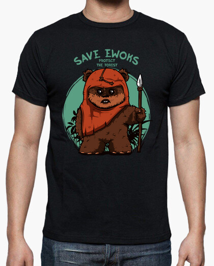 Save ewoks t-shirt