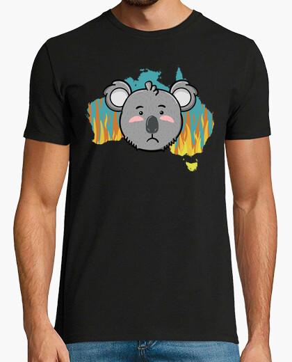 Camiseta Save Koalas Australia