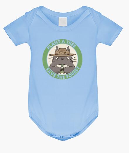 Abbigliamento bambino save la forest
