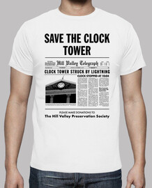 Save the Clock Tower (Ritorno al Futuro)