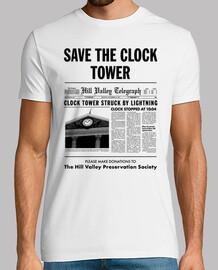 Save the Clock Tower (Ritorno al Futuro)