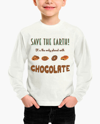 Ropa infantil Save the Earth!