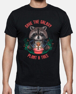 Save the Galaxy Shirt Mens