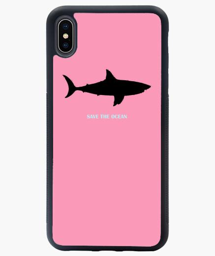 Funda iPhone XS Max SAVE THE OCEAN