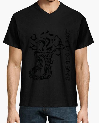 Camiseta Save the planet