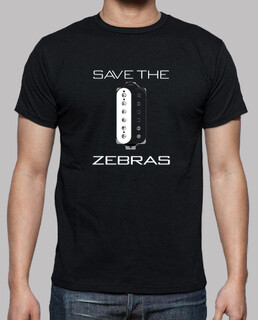 Save the Zebras - Men