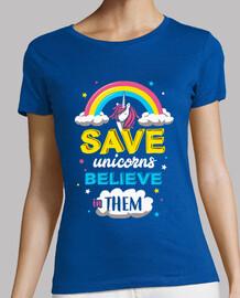 Save unicorns