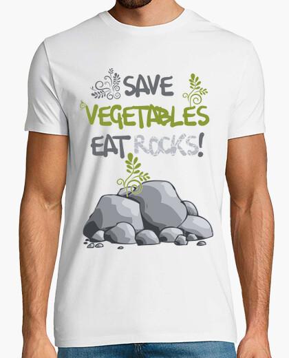 Camiseta save vegetables