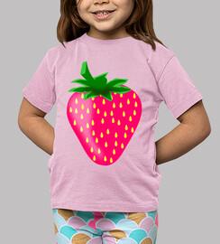 saveur de fraise