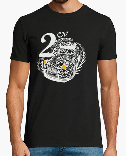 Savoy milky 2cv tatoo t-shirt
