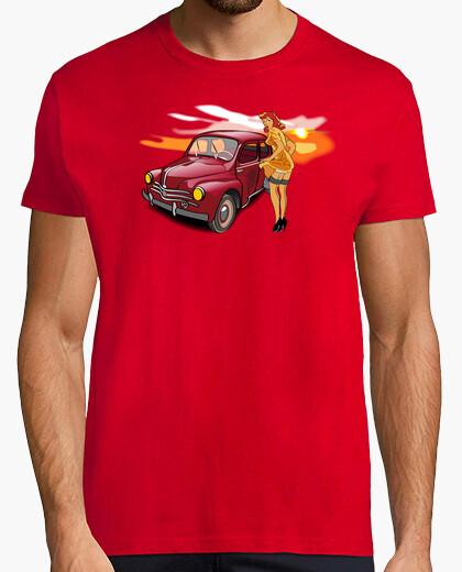 Savoy milky 4cv t-shirt