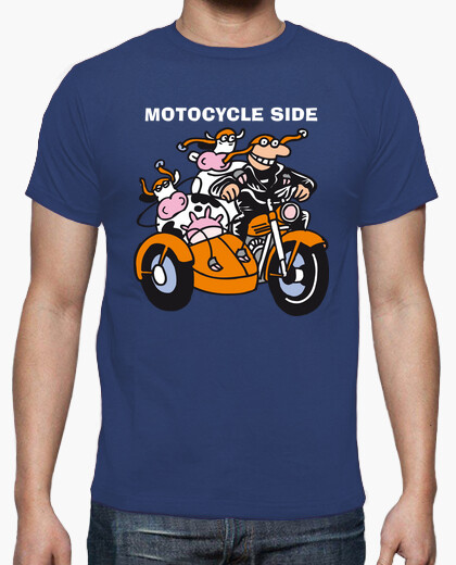 Savoy milky sidecar t-shirt