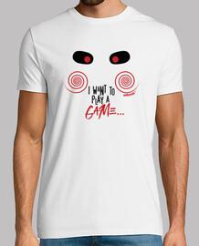 saw - voglio giocare un gioco ...
