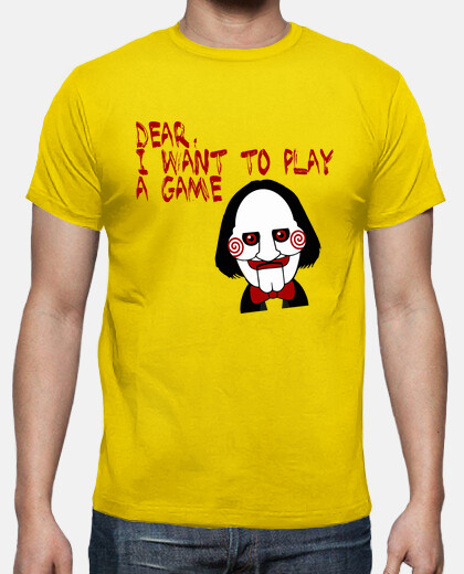 Saw, Dear I want to play a game