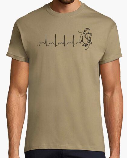 Camiseta Sax Pulse B
