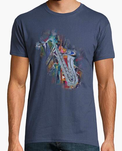 Camiseta Saxo