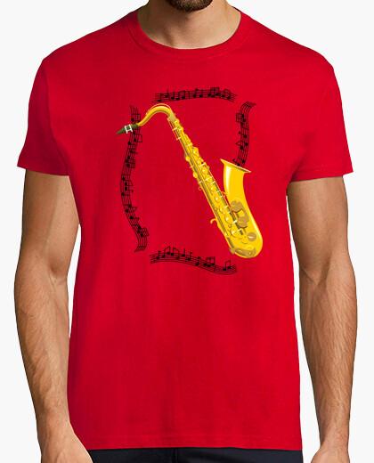 T-shirt saxo
