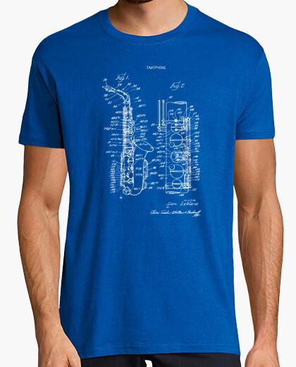 Saxo patent t-shirt