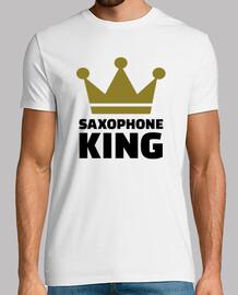 Saxophone king crown