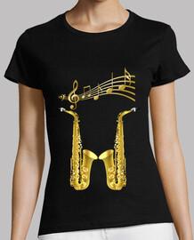 saxophone not comme des comédies musica
