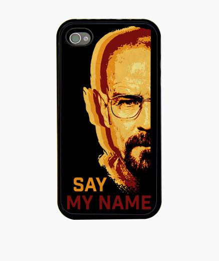 Funda iPhone Say My Name
