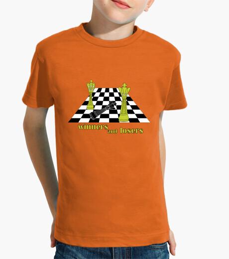 Ropa infantil scacchi ajedrez