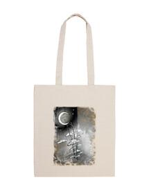 scala per la borsa di luna