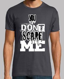 scare me
