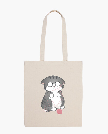 Scaredy cat bag