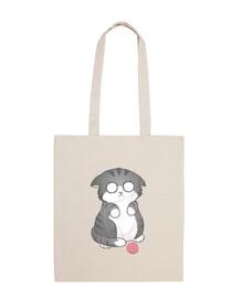 scaredy cat bag