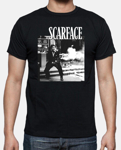 SCARFACE fire