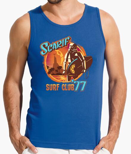 Scarif de surf club de camiseta