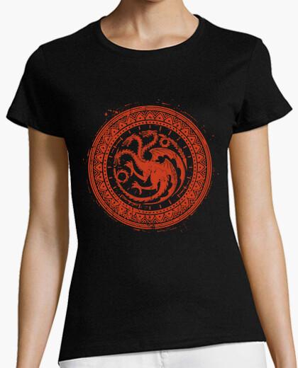 Tee-shirt sceau de dragons