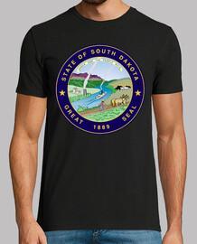 sceau d'état du dakota du sud
