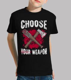 scegli your arma