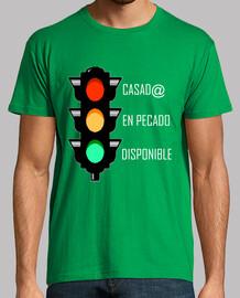 scegliere il colore della t-shirt secondo il vostro stato ..