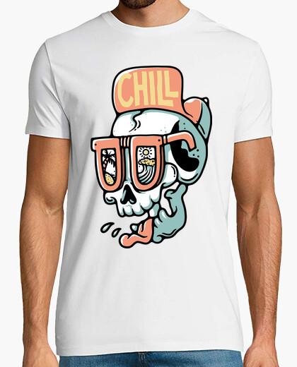 T-Shirt Schauer Schädel